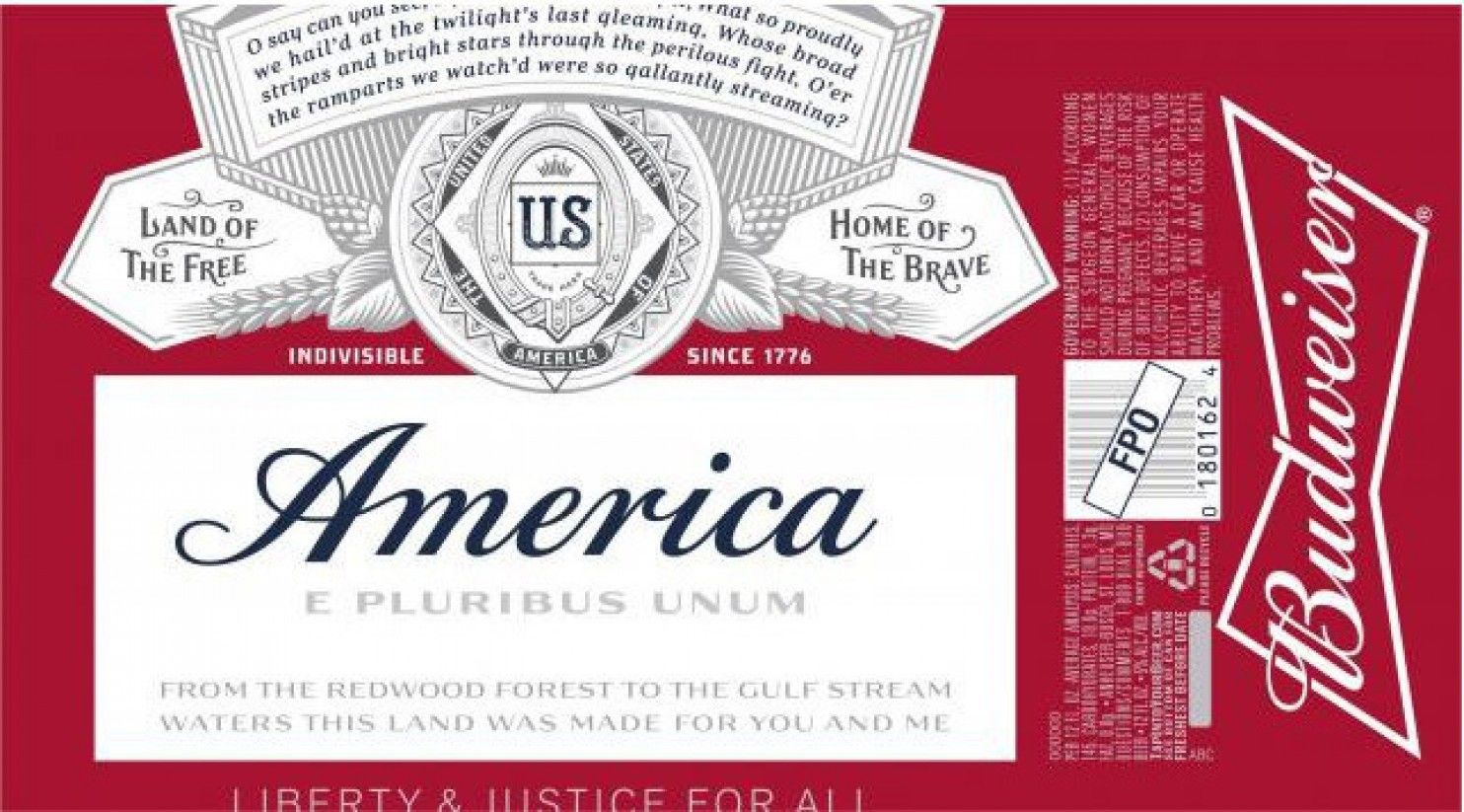Budweiser seeks approval to be called 'America' this summer - The Washington Post
