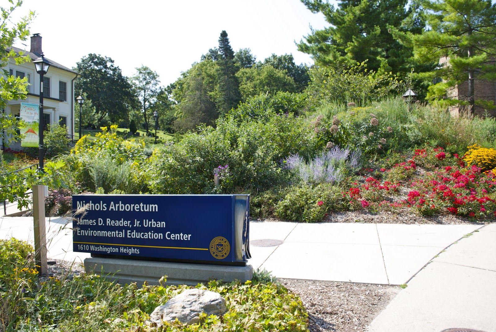 Nichols Arboretum At The University Of Michigan In Ann Arbor Michigan Pure Michigan