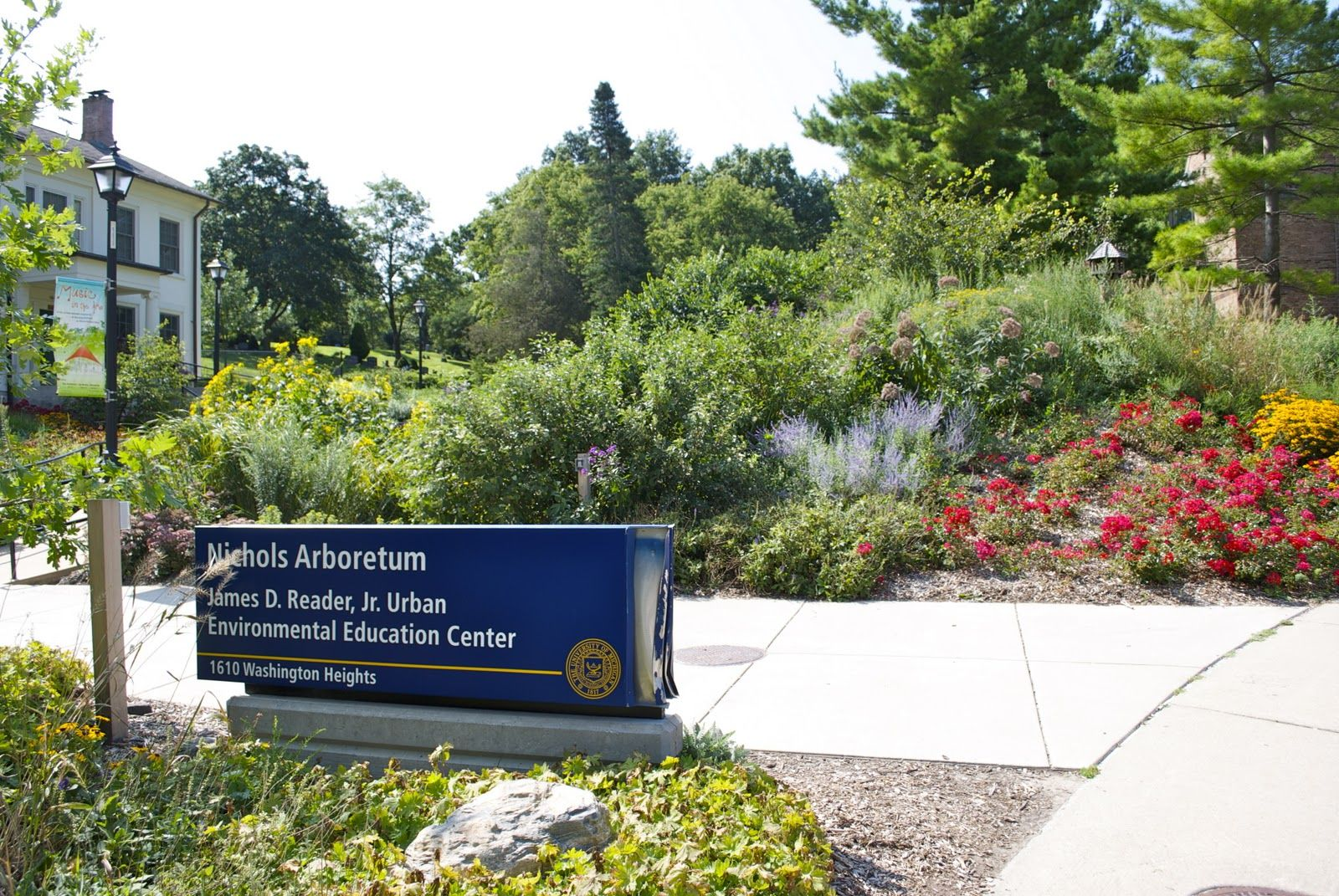 Nichols arboretum at the university of michigan in ann arbor michigan pure michigan for University of michigan botanical gardens