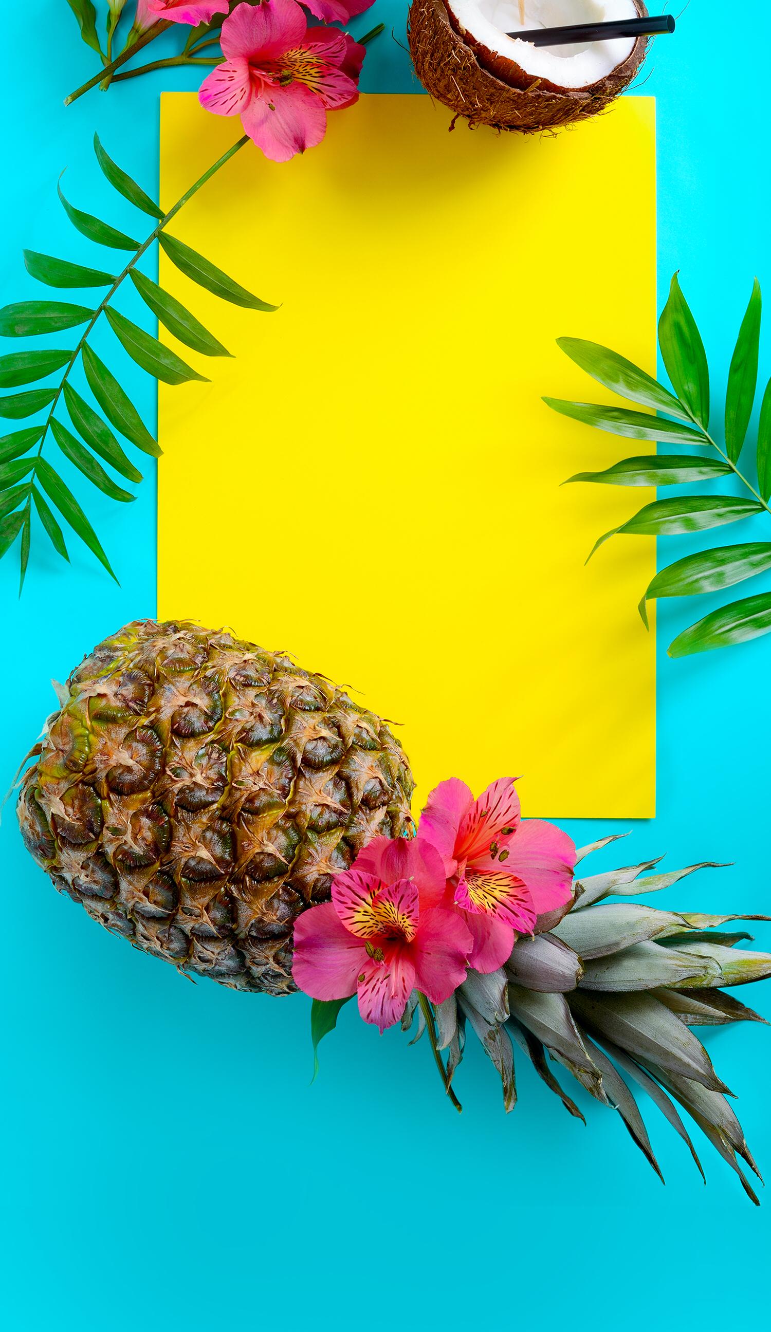 Wallpaper iphone tropical - Summer Wallpaper Iphone Wallpaper Tropical Fruit Wallpapers Kawaii Beautiful Backgrounds Signboards