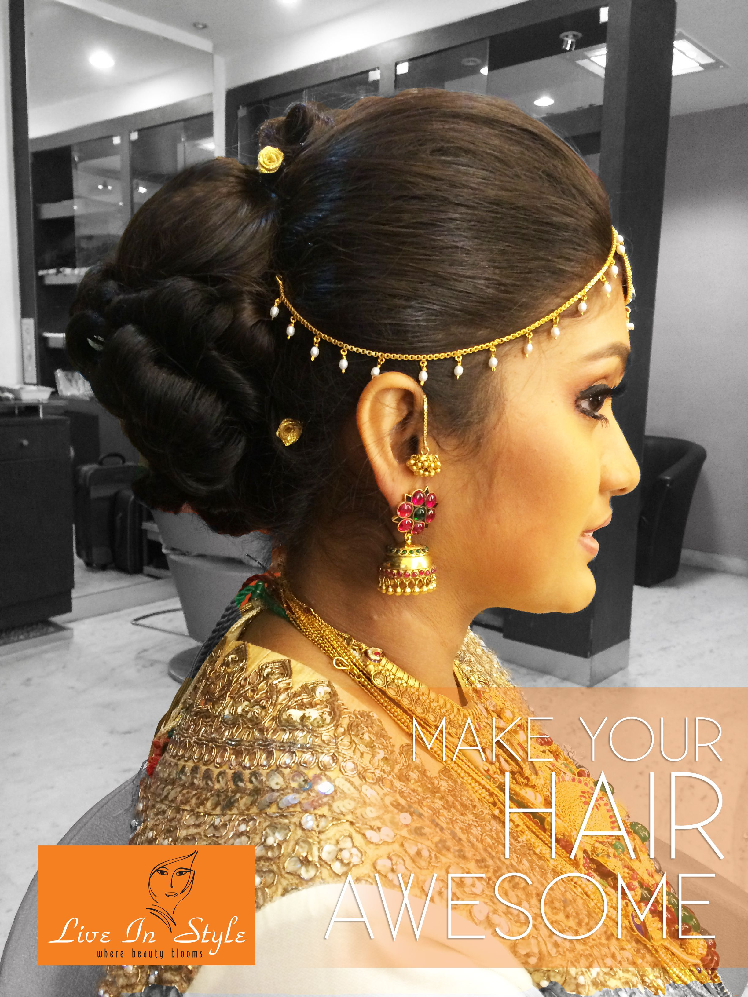 Wedding Hairstyles LiveInStyle Email info liveinmorestyle