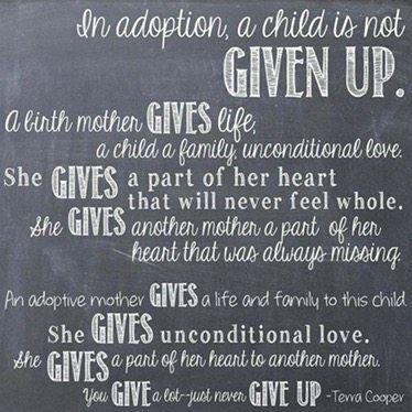 25 Inspiring Adoption Quotes