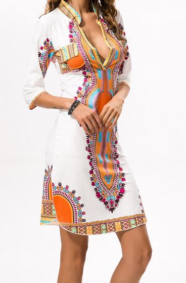 abcd5530272 ... shirt Dress female. Dashiki - African Clothing - Children - For Melissa  P. V-Neck Sheath Dress         10% OFF Coupon Code  PNTRST10         Zorket  ...