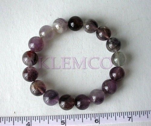 Auralite-23 Bracelet with 12 mm beads