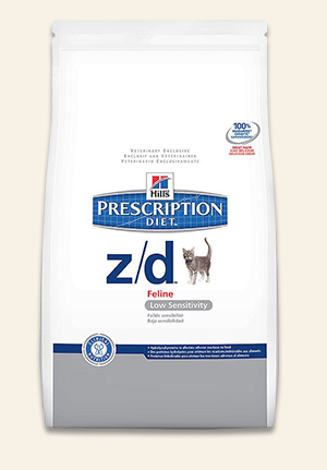 Hill S Prescription Diet Cat Z D Dry Manage Your Cat S Food Allergy Or Intolerance With Nutritional Support From Pre Cat Diet Dog Food Recipes Science Diet