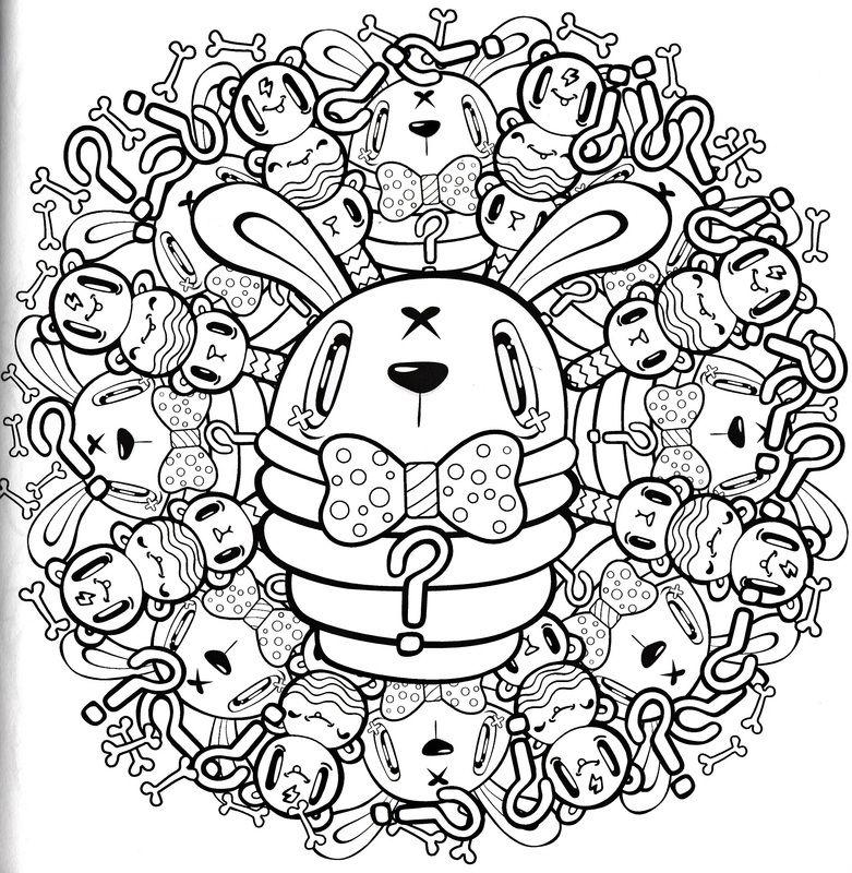 kawaii coloring Google Search Kawaii doodling