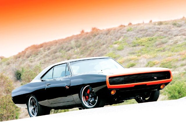 Muscle Car Picture Of The Day Dodge Charger Hotrods