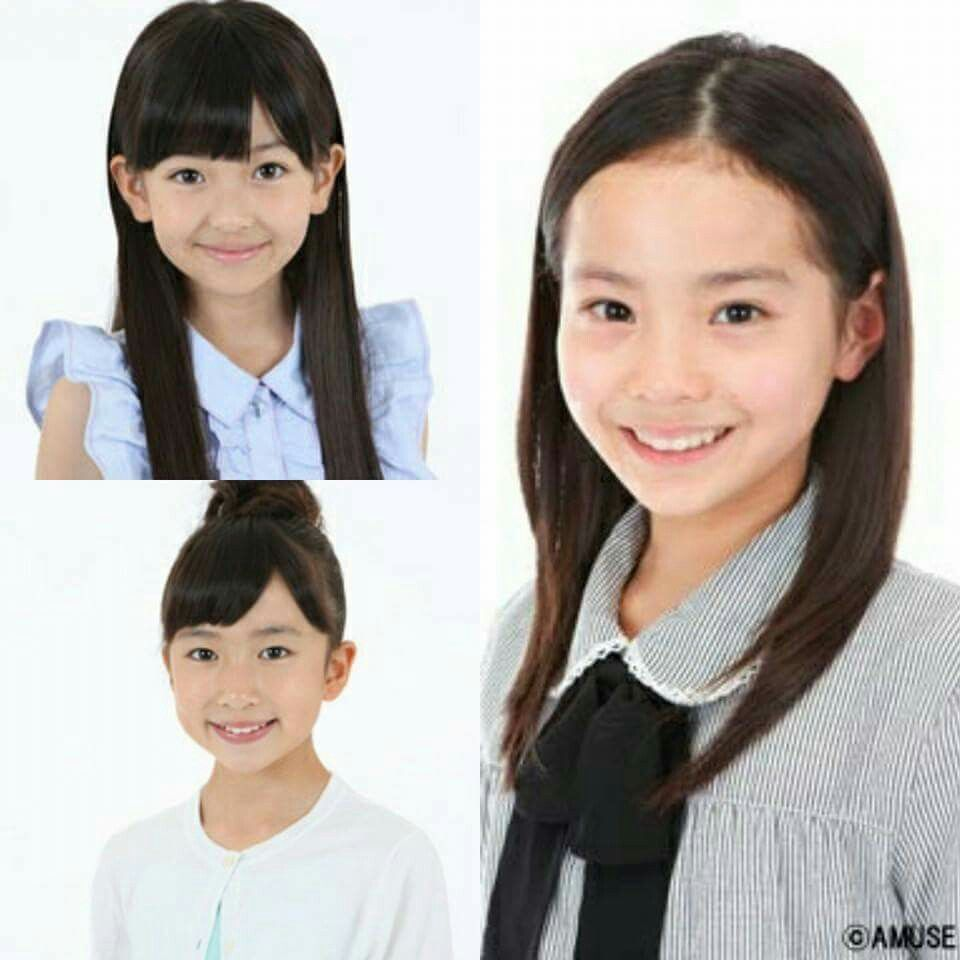 Congratulations to these 3 fine girls who will be joining Sakura Gakuin! :)