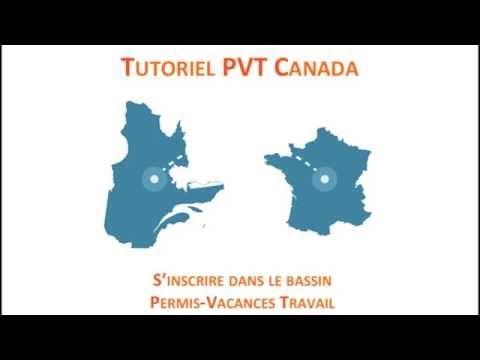Tutoriel - S'inscrire dans la catégorie PVT Canada  #canada #categorie #inscrire