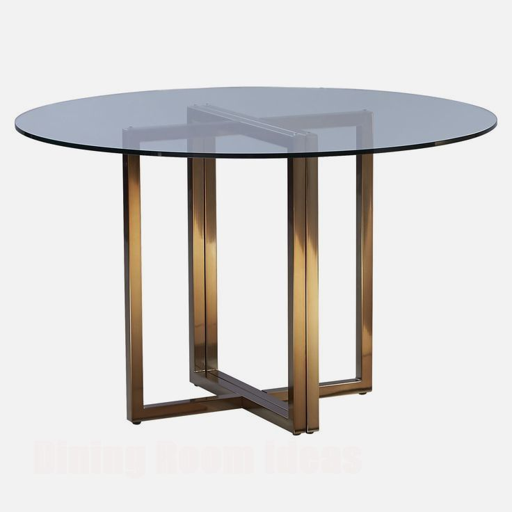 Amazing Glass Dining Tables For Dining Rooms Best Ideas 473 best ...
