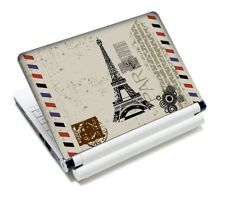 """Paris Laptop Sticker Skin Decal Cover For 11.6""""-15.4"""" Sony HP Dell Acer Toshiba"""