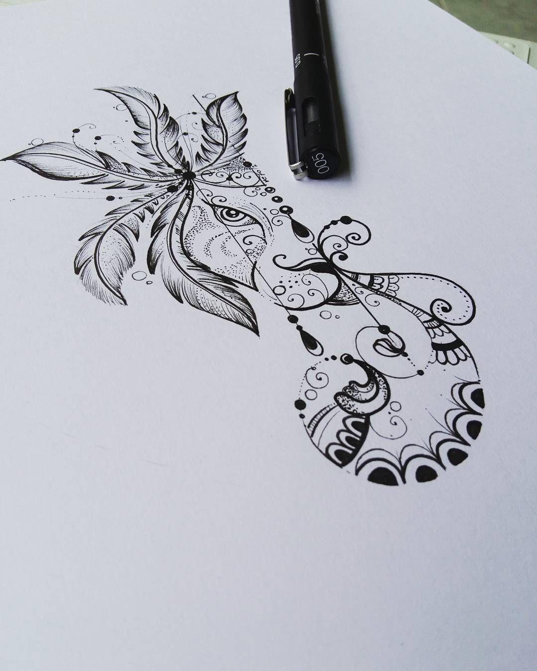 татуировки со знаком архангела