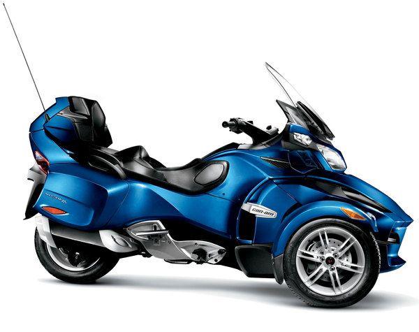 2010 can am spyder rt motorcycles motocicletas fotos de motos. Black Bedroom Furniture Sets. Home Design Ideas