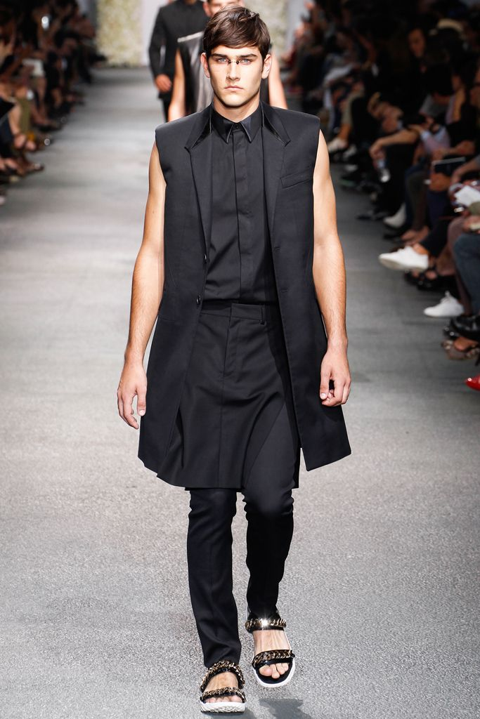 SPRING 2013 MENSWEAR Givenchy