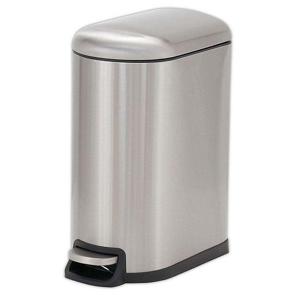 Household Essentials Design Trend 10 Liter Stainless Steel Narrow