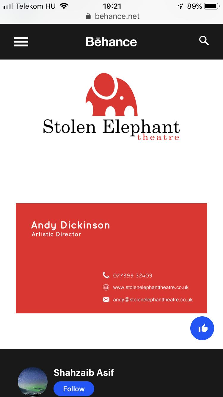 Pin By Dora Pelczer On Logo Occhi Dickinson Incoming Call Screenshot Behance