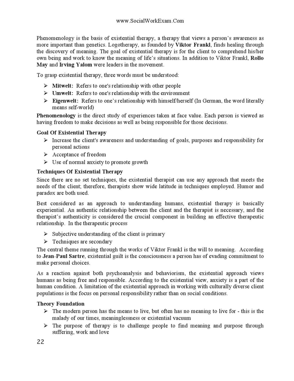 Lmsw Exam Study Guide