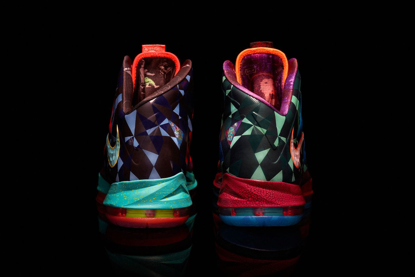 Nike Marks Lebron James\u0027s MVP Title with the Lebron X MVP Shoe | Shoes  sneakers, Footwear and Shoe game