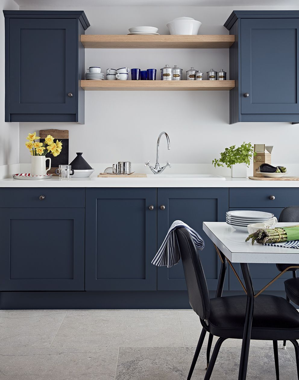 Best A Classic Original Shaker Kitchen From John Lewis Of 640 x 480
