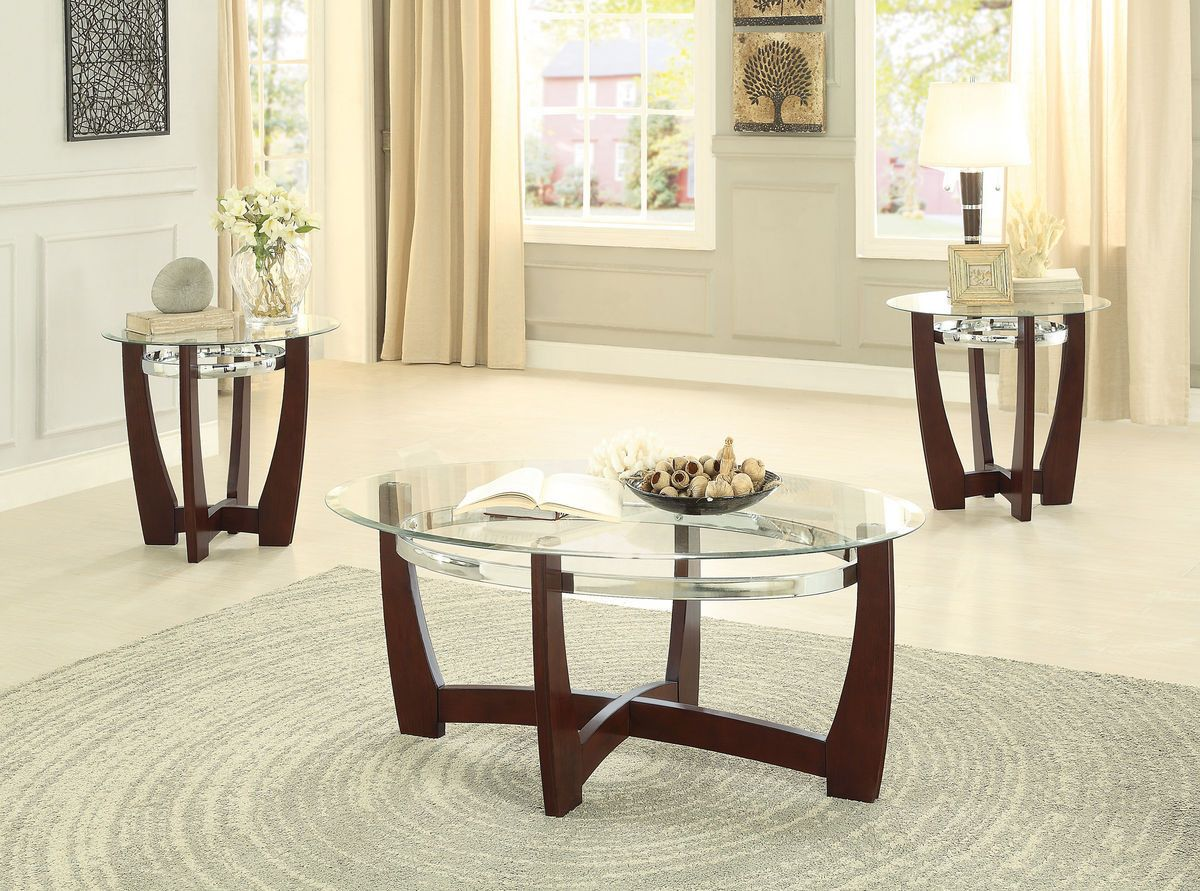 Vasily pc occasional tables set