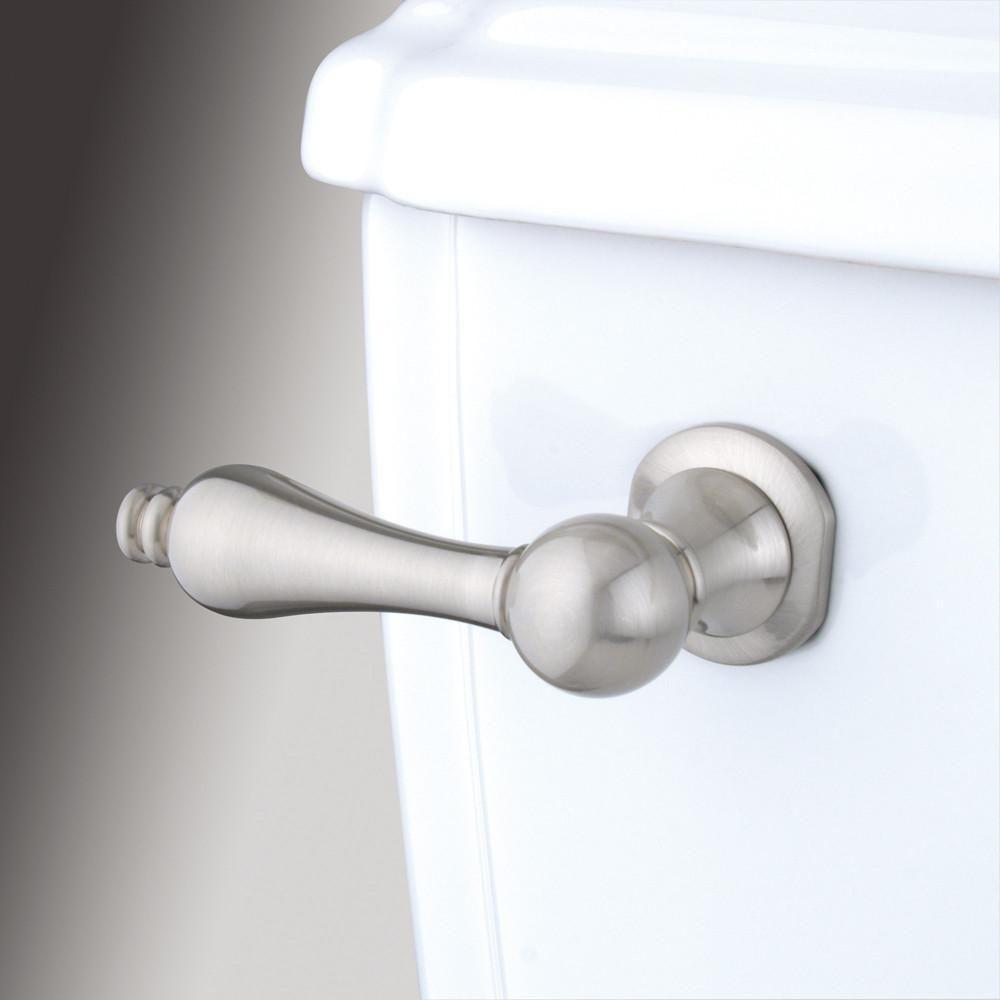 Kingston Brass Satin Nickel Victorian Toilet Tank Flush Handle Lever