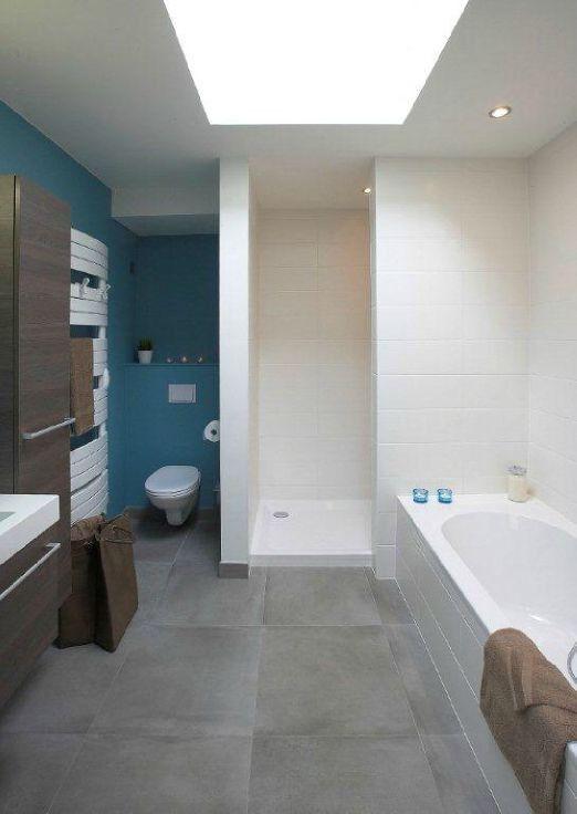 Badkamer | geen daglicht? | werk met tl | Our new Home | Pinterest ...