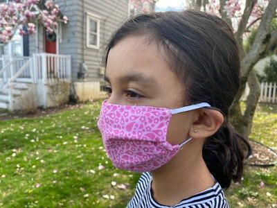 Photo of Child Size Face Mask