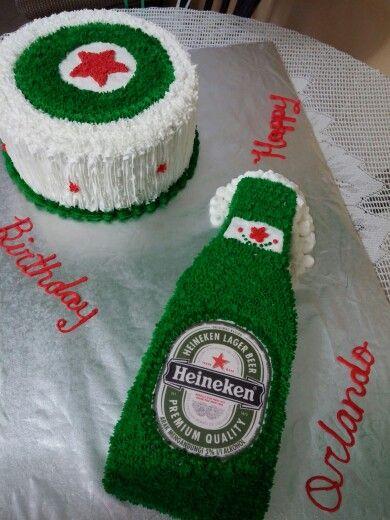 heineken birthday cake cakes and cupcakes cupcake