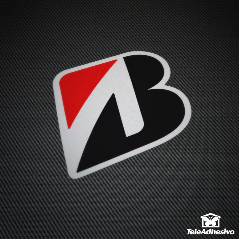 Car And Motorbike Stickers Bridgestone Logo Performance Sponsors - Bridgestone custom stickers motorcycle