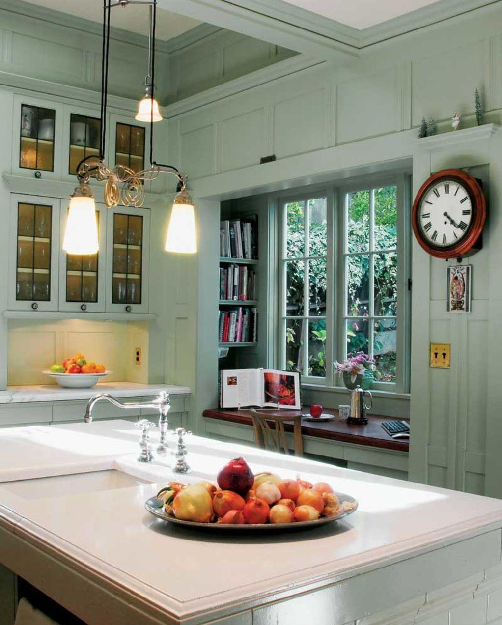 Period Kitchens Designs Renovation: A Classic Kitchen For An Edwardian Renovation
