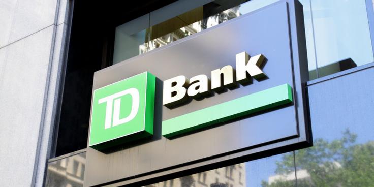 TD Bank Credit Card Login Guide Winter images, Td