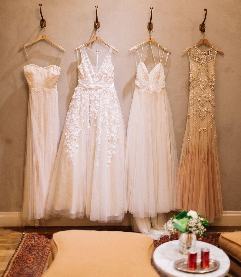 Wedding Dress Shopping At BHLDN LivvyLand Blog