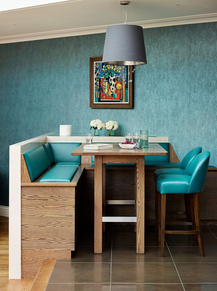 Colorful Zest: How to Add Retro Glam to Your Dining Room | Retro ...