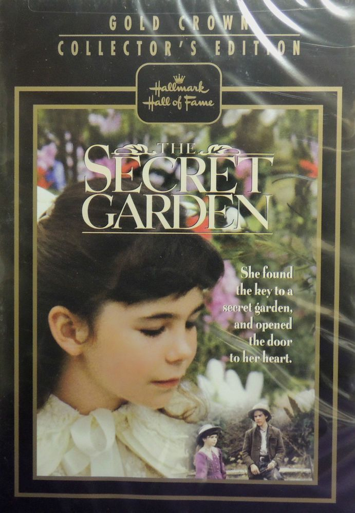 "Hallmark Hall of Fame ""The Secret Garden"" DVD New"