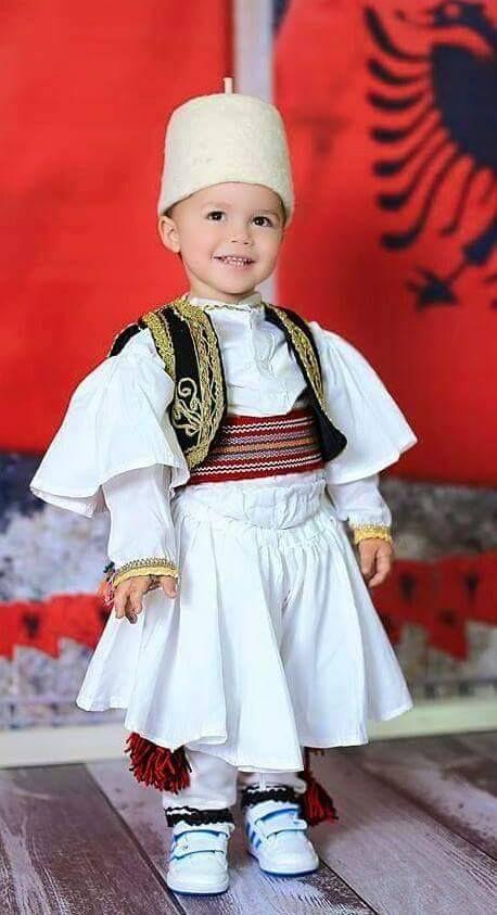 Traditional Albanian clothing … | Pinteres…