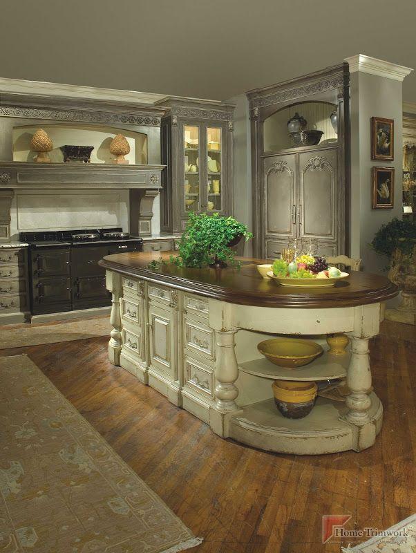 KITCHEN - Habersham Cabinets - Home Trimwork - Picasa Web ...
