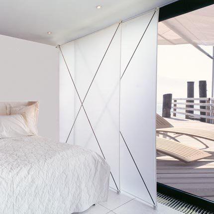 des portes coulissantes pour agrandir et d corer votre. Black Bedroom Furniture Sets. Home Design Ideas