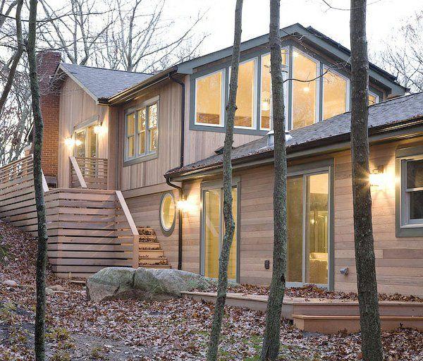 Vive la maison en bois - la solution idéale pour les adeptes de la - plan d une maison simple