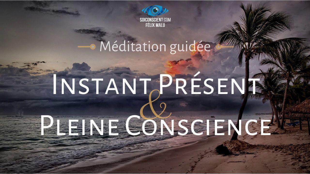 20 minutes de méditation guidée pour être pleinement