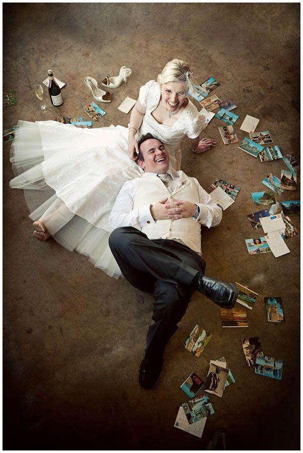creative wedding photo - Google Search