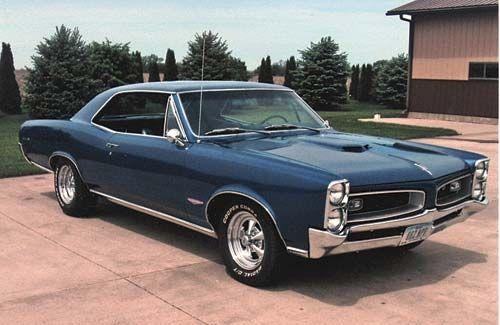 1966 Pontiac Gto Pontiac Gto Muscle Cars Gto