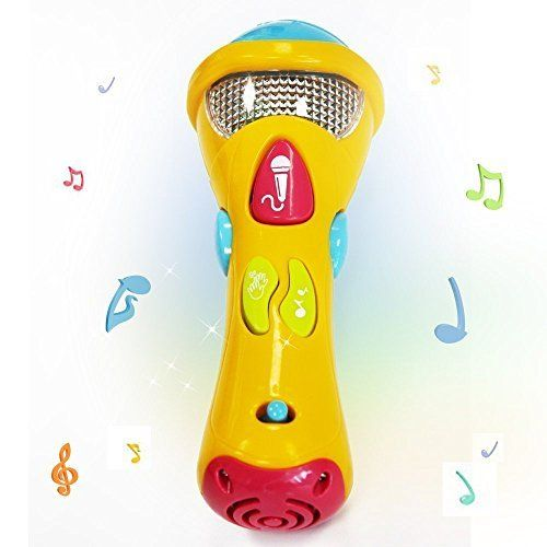 Wishland Kids Karaoke Machine Explorer Singing Star Recording Wireless Microphone With Music and Light Toys Color May Vary * Be sure to check out this awesome product.Note:It is affiliate link to Amazon.