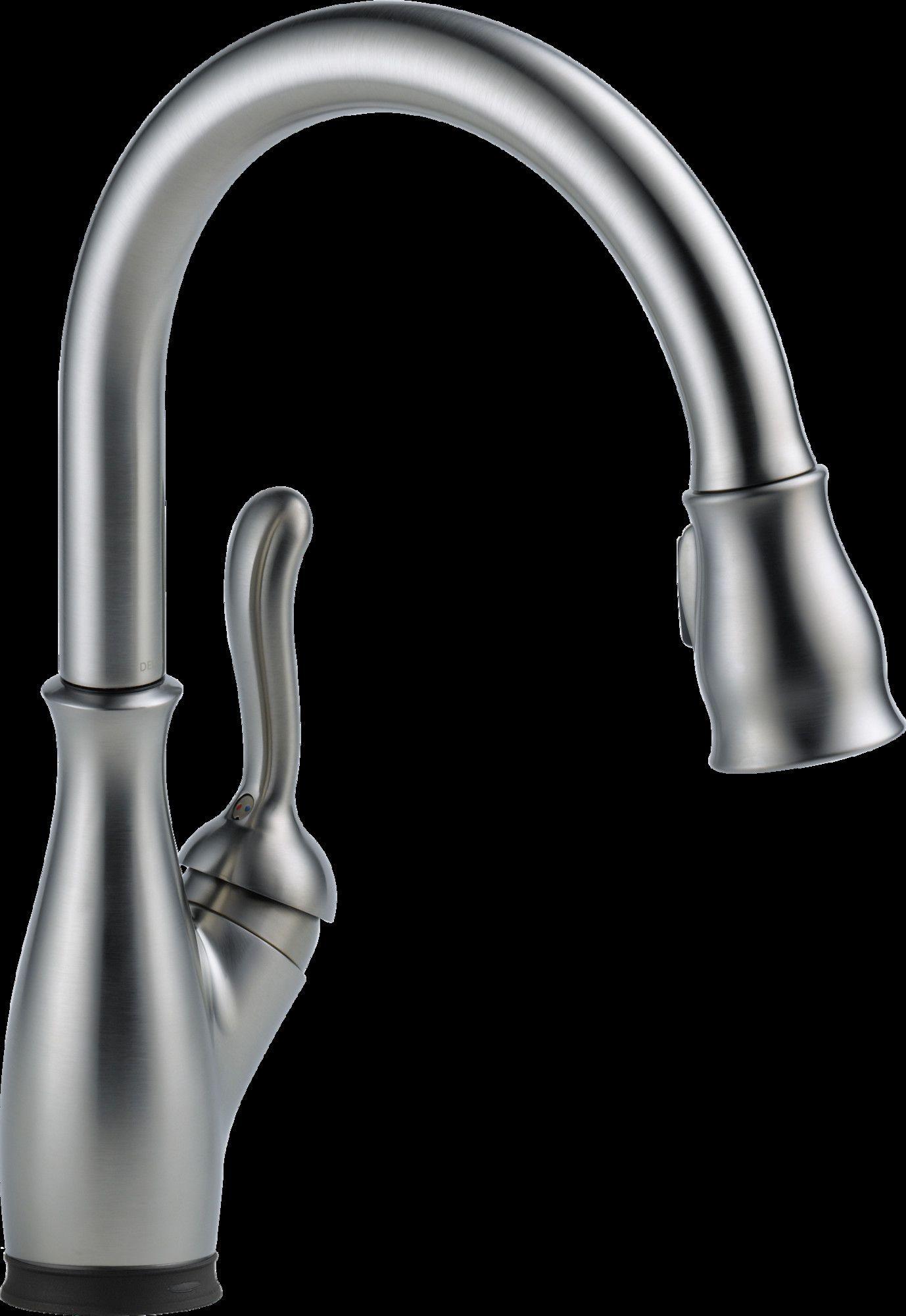 Leland Single Handle Standard Kitchen Faucet   Products   Pinterest ...