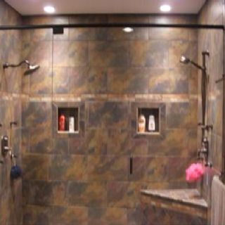 I Will One Day Have A Shower With Two Shower Heads In It With
