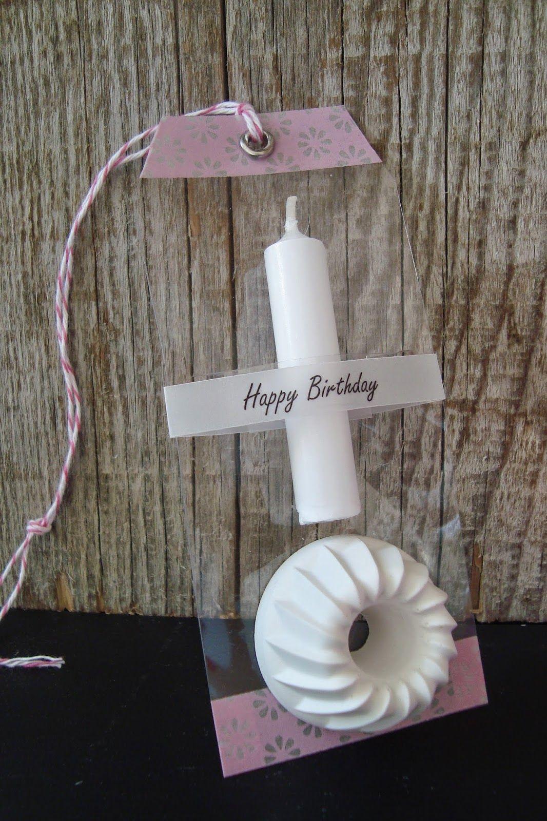 happy birthday beton oder gipsguss minigugelhupf als kerzenhalter gips pinterest. Black Bedroom Furniture Sets. Home Design Ideas