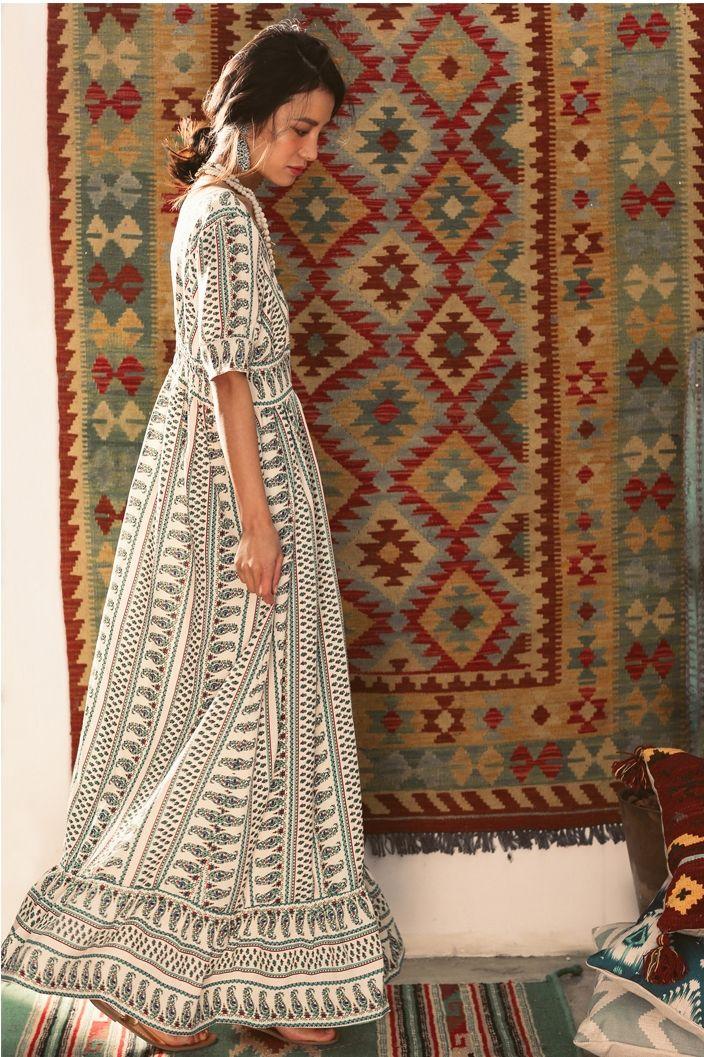 Holiday Queen Comfortable Maxi Dress Bohemian Bohemian Dresses And Boho
