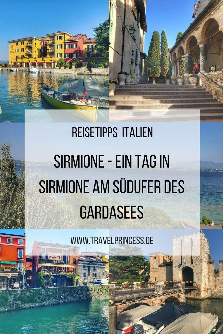 Sirmione Reisebericht - Reisetipps, Strände und Sehenswürdigkeiten