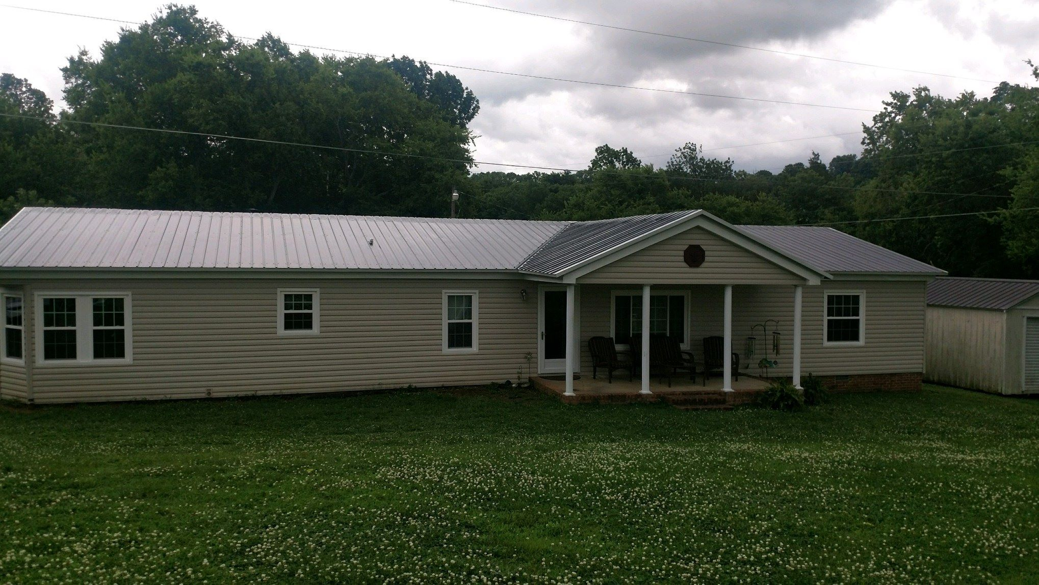 Energy Saving Mobile Home Roofing System Perma Roof Metal Roofing Systems Roofing Home