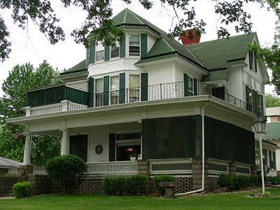 Historic E W Bryant House Official Burt County Museum House Victorian Homes Tekamah