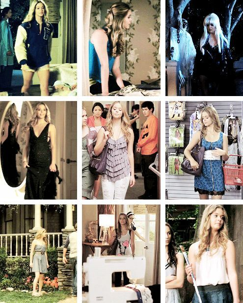 Alison Dilaurentis Outfits Bing Imagens Pretty Little Liars